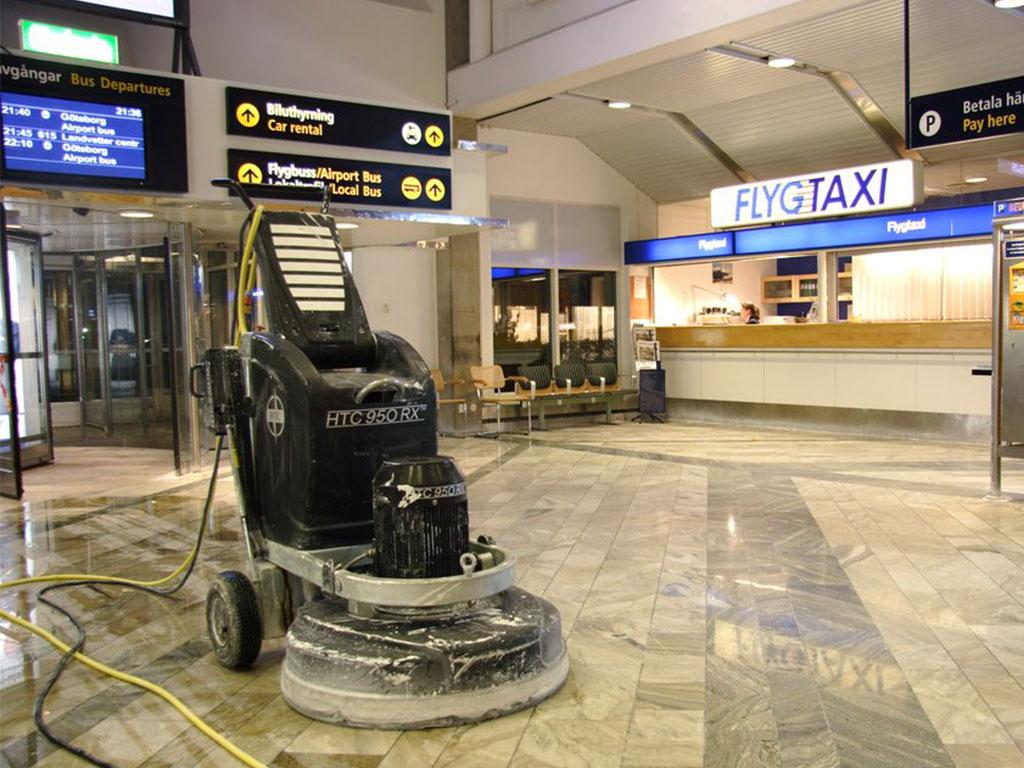 HTC 950 RX аэропорт