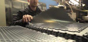 резиновая модульная плитка