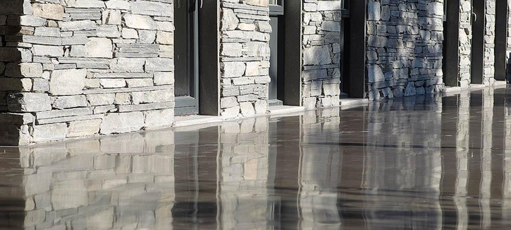Чем укрепить старый бетон